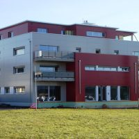 Pal Kasniqi, 9524 Zuzwil Neubau Geschäftshaus in Zuzwil